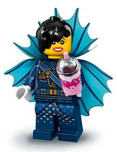 COLTLNM-6 NEW LEGO JAY WALKER FROM SET 71019 THE LEGO NINJAGO MOVIE