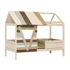 Tree house bed from totstoteens furniture barn - bit expensive for what it is Bed Tent, Bed Linen Design, Childrens Beds, Bedding Shop, Bed Styling, Cool Beds, Kidsroom, Kid Beds, Boy Room