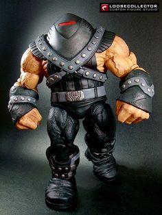 Custom Juggernaut model