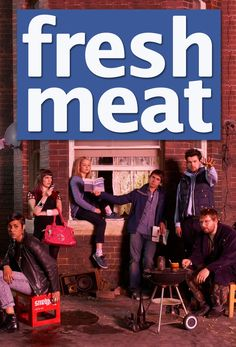 TV Feature: Fresh Meat starring Jack Whitehall and Joe Thomas Tv Series Online, Tv Shows Online, Best Tv Shows, Favorite Tv Shows, Tv Online Streaming, Joe Thomas, Jack Whitehall, Comedy Tv Shows, Fresh Meat