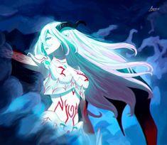 Amira - Shingeki no Bahamut: Genesis by Dmitriy Petrenya on ArtStation.