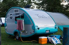I love the name. Photos & Video from Tearstock 2014 | Little Guy Teardrop Trailers