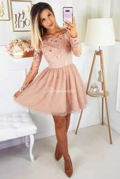 Cute Lace Applique Short Prom Dress,Short Homecoming Dresses on Luulla Dresses Short, Hoco Dresses, Homecoming Dresses, Banquet Dresses, Graduation Dresses, Club Dresses, Wedding Dresses, Evening Dresses, Ribbed Knit Dress