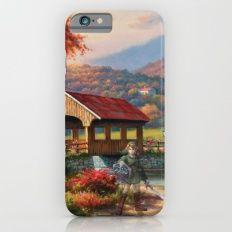Zelda Village iPhone 6s Slim Case