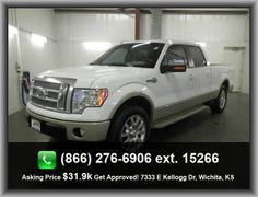 2009 Ford F-150 FX4 Pickup  Privacy/Tinted Glass, 4 Doors, Power Mirrors, Power Windows With 1 One-Touch, Air Conditioning, Passenger Airbag, Traction Control - Abs And Driveline,