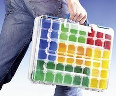 Cool Tools – Sortimo. Ultimate sorting box