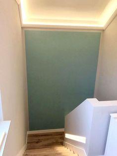 Wunderschön: Treppenaufgang und Flure! Weitere Bilder dazu http://www.malerische-wohnideen.de/blog/treppenhaus-gestalten-treppenhausgestaltung-led-licht-ideen-maler-giessen-wetzlar-bad-nauheim.html