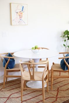 Our Tiny Dining Tour with Living Spaces!