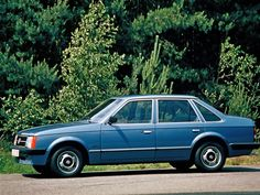 Opel Kadett D 4 door Toyota Tercel, Toyota Camry, Mazda, Maybach, Mk1, Old Cars, Concept Cars, Cadillac, Cars And Motorcycles