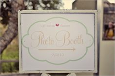 Have a Photo Booth for the Guests