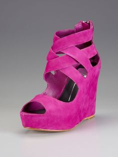 Jade Wedge Sandal / Dolce Vita Shoes on Gilt