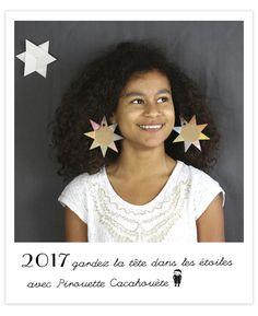 Happy new Year !!!! 2017, gardez la tête dans les étoiles avec Pirouette Cacahouète :)  #jeuxcarton #loisirscreatifs #creativeleisure #cardboardgames #madeinfrance