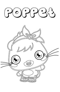 Free Moshi Monster Coloring Pages, Download Free Clip Art, Free Clip Art on  Clipart Library | 360x236