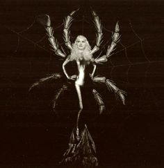 Mae West as Spider