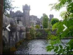 Ashford Castle-Honeymoon
