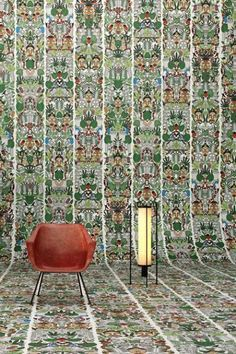 NLXL JOB-05 L'Afrique Archives Wallpaper by Studio Job - View All - Wallpaper & Decor