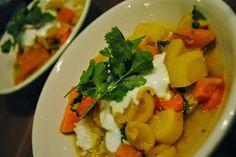 Rezept Wurzel Curry