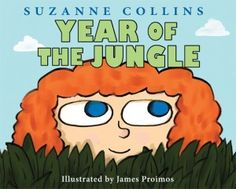 YEAR OF THE JUNGLE: Memories From the Home Front by Suzanne Collins with illustrations by James Proimos ($17.99, ages 4 and up). Collins' book, based on her own childhood, is moving, meaningful & makes me so very thankful for the sacrifices of our #military and military families, www.goodreadswithronna.com/?p=19676. #war #VietNam #VeteransDay #PictureBook #kidsbookreviews @Scholastic