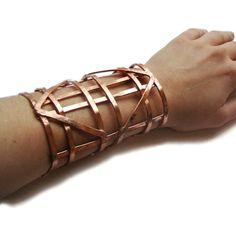 Copper cuff