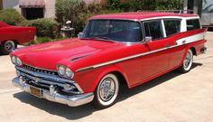 1959 Nash Rambler Ambassador Station Wagon / Okay, okay... I'll stop with the Ramblers now...
