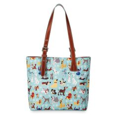 Your WDW Store - Disney Dooney & Bourke Bag - Disney Dogs Emily Shoulder Bag