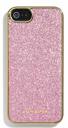 glittery pink iPhone 5 cover  http://rstyle.me/n/dufwmnyg6