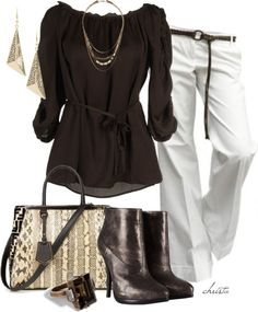"""Style the Blouse"" by christa72 on Polyvore"