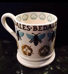 Emma Bridgewater Bedales 0.5 Pint Mug 2014