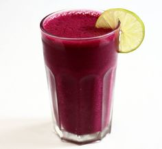 Here's why juicing is such a great source of energy and 5 delicious juice recipes to power up your body and enhance your overall vitality.