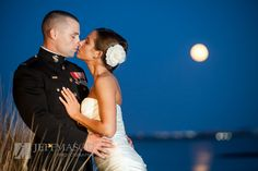 Pink & Lime Green Tampa Military Wedding at the Rusty Pelican – Jeff Mason Photography
