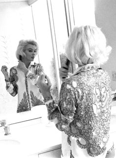 Marilyn Monroe photographed by George Barris,...