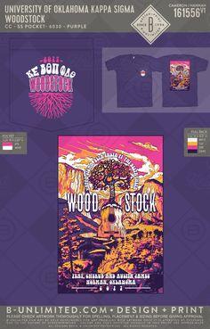 Kappa Sigma Woodstock #BUonYOU #greek #greektshirts #greekshirts #fraternity #kappasigma #woodstock #guitar #hippie Phi Mu Shirts, Rush Shirts, Fraternity Shirts, Sorority Shirts, Theta Chi, Pi Kappa Alpha, Party Themes, Party Ideas, Greek Design