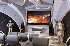 Star Wars theme home cinema -- photo #1