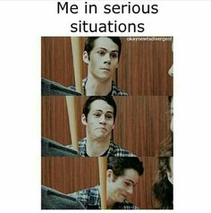 ImageFind images and videos about funny, lol and teen wolf on We Heart It - the app to get lost in what you love. All Meme, Crazy Funny Memes, Really Funny Memes, Stupid Funny Memes, Funny Facts, Funny Relatable Memes, Haha Funny, Funny Stuff, True Memes