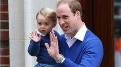 Prince William says fatherhood made him 'more emotional'