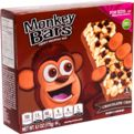 Monkey Bars granola bars Coupon  Hopster coupon site