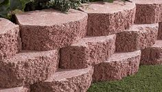Idea For Replacing The Retaining Wall In The Back Yard