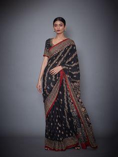 Drape Sarees, Silk Sarees, Saris, Designer Sarees Collection, Saree Collection, Indian Designer Sarees, Indian Sarees, Ritu Kumar Saree, Sari Design