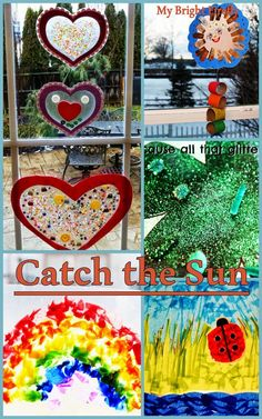 The Most Adorable Suncatcher to Brighten Your Day. 10 Creative Sun Catcher Crafts.