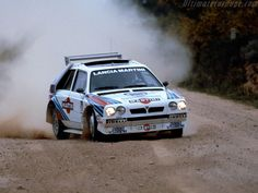 Lancia Delta S4 | Lancia Delta S4 Group B High Resolution Image (1 of 4)