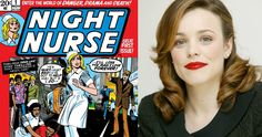 Does 'Doctor Strange' Want Rachel McAdams as Night Nurse? -- Cryptic comments from 'Daredevil' producer Steven S. DeKnight hint that Rachel McAdams may be playing Night Nurse in 'Doctor Strange'. -- http://movieweb.com/doctor-strange-movie-night-nurse-rachel-mcadams/