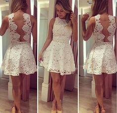 Vestido Joana Flores