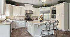 white kitchen cabinets 2 White Kitchen Cabinets