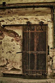 Another amazing old door