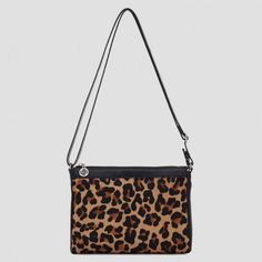 Bolsa de couro animal print | Smartbag Bolsas