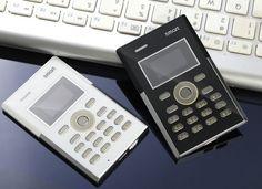 Handphone Unik Ultra Slim Design Mini Size Kartu Kredit