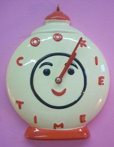 Cookie jar? Clock? :^)