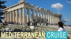 12 NIGHT MEDITERRANEAN GREEK ISLES CRUISE • DAYS 6-8 http://www.glamazini.com/days-6-7-8-12-night-mediterranean-greek-isles-cruise/  // #cruise #travel #royalcaribbean