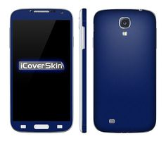 Samsung Galaxy S4 Brushed Front & Back Skin by by iCoverSkin, $19.99
