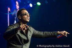 Romeo Santos at Gwinnett Arena, Atlanta, June 18, 2015-slide6